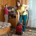 Уборка с пылесосом: что важно знать