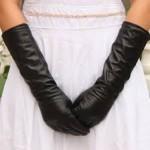 Перчатки – аксессуар, проверенный временем