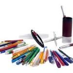 Ручки с логотипом и иная продукция от известной компании