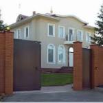 Автоматические ворота: гаражные, секционные и автоматика