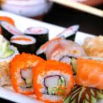 Суши — классическое блюдо японской кухни
