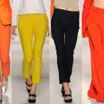 Немного о женских брюках