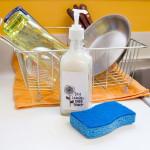 Использование моющих средств – первый шаг к чистоте
