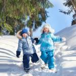 Как ребенка зимой одеть и не перегреть?