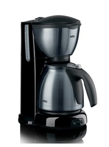 Кофеварка Braun Kf560