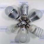 Особенности светодиодных ламп.