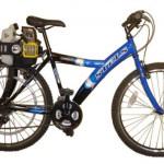 Началась разработка подвесного мотора для велосипеда.