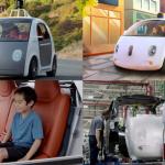 Будущее за беспилотными автомобилями.