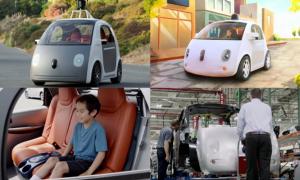 беспилотными автомобилями