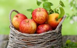 Правильные яблоки