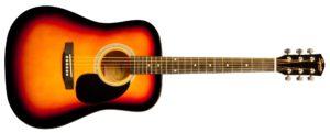 акустической гитары