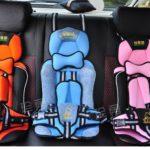 В путешествие с ребенком — выбор детского автомобильного кресла