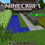 Minecraft — популярная мобильная игра 2016 года