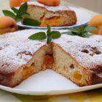 Пирог с абрикосами — рецепт