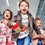 Cоздание рекламы детских товаров